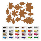 Fall Leaves decal Sticker for Car Window Bumper Wall Decor Room Door Home Laptop