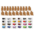 20 Yoda Silhouette sticker fr wall party decorative wall room decor Envelope Cup
