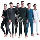 Fashion Fleece Men Winter Warm Long Sleeve&Long Johns Thermal Underwear Set  CA