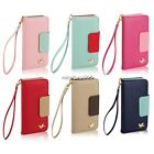 NEW Bird Leather 4.7'' 6 Colors Wallet Flip Case Cover For Apple iPhone 6 N4U8