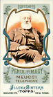 2011 Topps Allen Ginter Ginter's Portraits in Penultimacy Mini You Pick The Card
