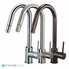 """16"""" Pull Down Kitchen and Bar Faucet - One Hole / Handle"""
