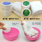 Disposable Magic Compressed Face Towel Washcloth Travel Outdoor Compact Towel
