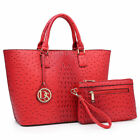 New Wendy Keen Womens Handbags Faux Leather Satchels Tote Bags Monogram Purse <br/> 5 Kinds Of Monogram Print Fashion Handbags Collection