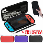 Hard Shell Protective Carrying EVA Case Bag Game Card Pouch for Nintendo Switch