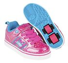 Heelys X2 Bolt Plus Childrens/Kids Shoes - Hot Pink / Hologram / Neon Blue £20 O