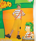 El Chavo Deluxe Child Costume Jumpsuit S M L NIP