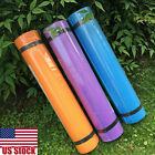6MM EVA Thick Durable Yoga Mat Non-slip Exercise Fitness Pad Mat 1 PC Waterproof