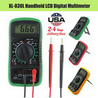 Handheld LCD Screen Digital Multimeter 3 1/2 Voltmeter Ohmmeter Multitester F7