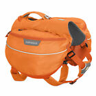 Ruffwear Approach Dog Gear Pack with Dual Saddlebags and Padded Handle
