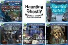 Ghostly Hauntings Hidden Object ADVENTURES Windows PC XP Vista 7 8 10 Sealed New