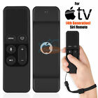 Silicone Shockproof Protective Remote Case with Lanyard for Apple TV 4th Gen