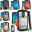 For Motorola Moto G5 PLUS Leather Wallet Case Pouch Flip Cover + Screen Guard