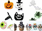 Halloween Icons Cupcake Rings Party Favors Cake Toppers Decorations