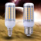Bright 5W E27/E14 LED Corn Bulb Lamp 69LEDs Warm White Color 5050SMD LED EN24H01