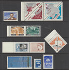 Russia Sc 2270//C98 MNH. 1959-1969 issues, 8 complete sets, F-VF