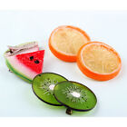 2pcs New Fruits Slice Hair-Accessories for Girls Hair Clips Barrettes Headwears