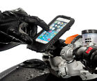 Motorcycle 19-35mm Pro Handlebar Mount + Waterproof Case for iPhone 6 6s 4.7