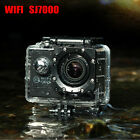 "SJ7000 2"" WIFI HD 1080P Action Camera Waterproof Sports DV Video Camcorder lot"