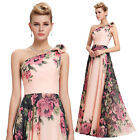 FLORAL Formal Cocktail Evening Party Prom Gown Boho Maxi Bridesmaid Long Dresses