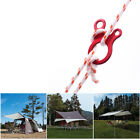 5PCS/10PCS Snail Type 3 Hole Knot Rope Tent Adjustable Buckle Rope Buckle DB S