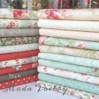 MODA Poetry 100 % cotton fabric bundles & fabric per fat quarter for patchwork