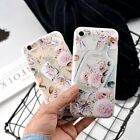 Drifting bottle Matte Soft Tpu Gel Back Case Cover For iphone6 6S PLUS 7 7PLUS