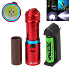 10000LM XM-L T6 LED Diving Flashlight Torch Aluminum 18650 26650 Underwater 100M