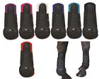 JHL Universal Horse Riding Eveneting Show Jumping All-Rounder Brushing Boot Pair
