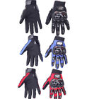 3D Carbon Fiber Pro-Biker Bike Motorcycle Motorbike Racing Gloves Full Finger HB