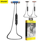 Awei Sport Wireless Bluetooth 4.1 Stereo Bass Headsets for iPhone 7 6s 6 Samsung