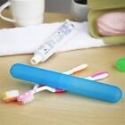 1 pc Colorful Portable Toothbrush Box Travel Case Teeth Brush Protection