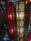 Balinese Moroccan Metal floor Lamp - New Imported Bali #1291