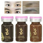 Permanent Eyebrow Tattoo Pigment 3D Micropigmentation Brows Ink Emulsions