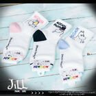 lolita cartoon fantasy Moomin valley theme exercise uniform ankle socks【JMA7048】