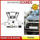 CTKFD42C Car Stereo Double Din Fitting Kit For Ford Transit Custom + Switch