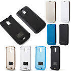 Samsung Galaxy S5 Charging Case 4800mAh Portable Battery Pack with Flip Cover