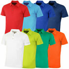 Bobby Jones Mens XH2O Perf Solid Jersey TF Golf Polo Shirt 69% OFF RRP