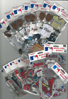 U CHOOSE  MAJOR LEAGUE BASEBALL TEAMS Stickers sports