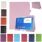 1Pcs Folio PU Leather Case Cover For Samsung Galaxy Tab 4 10.1' SM-T530 Tablet