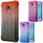 For ZTE Grand X4 IMPACT Hard Protector Rubber Kickstand Case Phone Cover