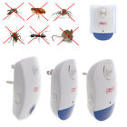 Electronic LED Ultrasonic Anti Pest Mosquito Mouse Cockroach Killer Repeller