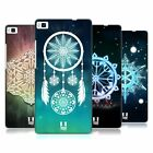 HEAD CASE DESIGNS FIOCCHI DI NEVE COVER RETRO RIGIDA PER HUAWEI TELEFONI 1