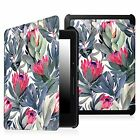 For Amazon Kindle Voyage 2014 Folio Premium PU Leather Cover Case Sleep / Wake