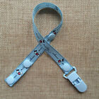 Pacifier Dummy Clip for Boys and Girls Character Baby Gift Dummies Holder New UK
