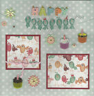 """U CHOOSE Assorted 2 PAGE PREMADE SCRAPBOOK LAYOUTS 12X12"""" Christmas winter"""