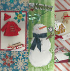 U CHOOSE  Assorted 2 PAGE PREMADE SCRAPBOOK LAYOUTS Christmas winter new years