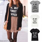2017 Summer Fashion Womens Letters Prin Short Sleeve Casual Blouse T-shirt Tops