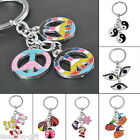 2017 Fashion Charms Eyes Evil Key Chain Key Ring Keyfob Gift