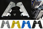 Left & Right Radiator Side Guard Cover Protector Fit 2014-2016 YAMAHA MT-07 FZ07